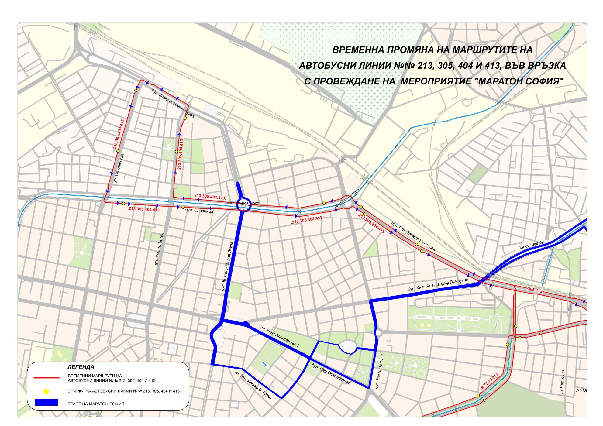 Mzh Napravi Karta Na Gradskiya Transport Na Sofiya Blgariya Dnevnik